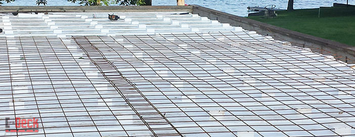 EPS-Deck Concrete Deck Forms, the Ultimate Concrete Deck Forming System, by Design