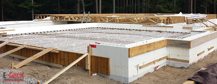 EPS-Deck Insulated Concrete Deck Forms - Better by Design