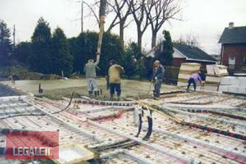 Step 12 - Pre-Pour Inspection | Installation Procedures for Legalett Frost Protected Shallow Foundations and Air-Heated Radiant Floors ON
