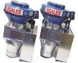 Construction Heaters for Legalett Air-Heated Radiant Floor Systems
