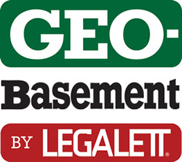 GEO-Basement by Legalett for buried structural slabs