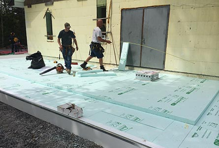 GEO-Slab Advantages include Simple to Install, Healthy Indoor Living Environment and much more...