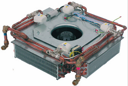 Ordering Parts for Legalett Air-Heated Radiant Floor Systems